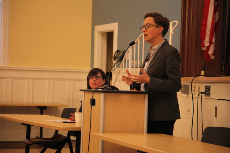 Tina Kotek: Oregon and Washington lawmakers should meet to talk Interstate Bridge