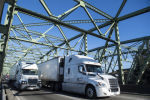 Interstate 5 traffic causes freight travel fatigue